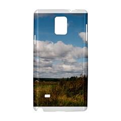 Rural Landscape Samsung Galaxy Note 4 Hardshell Case