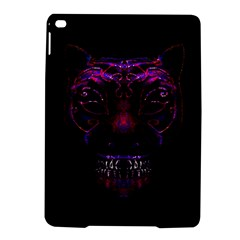 Creepy Cat Mask Portrait Print Apple iPad Air 2 Hardshell Case