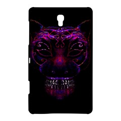 Creepy Cat Mask Portrait Print Samsung Galaxy Tab S (8.4 ) Hardshell Case