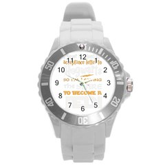 Howarts Letter Plastic Sport Watch (large)