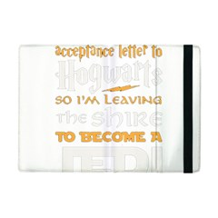 Howarts Letter Apple Ipad Mini Flip Case