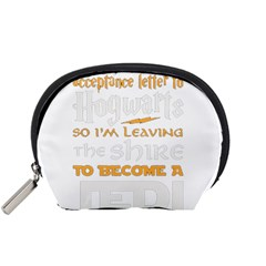 Howarts Letter Accessory Pouch (small)