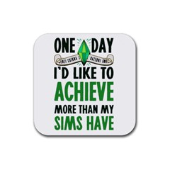 Sims Drink Coasters 4 Pack (square)
