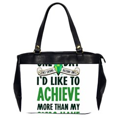 Sims Oversize Office Handbag (two Sides)