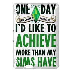 Sims Kindle Fire Hdx Hardshell Case