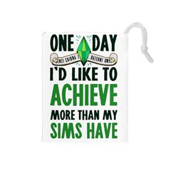 Sims Drawstring Pouch (medium)