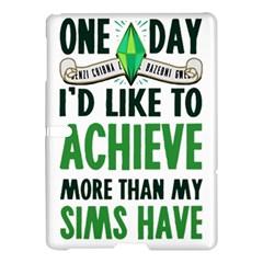 Sims Samsung Galaxy Tab S (10.5 ) Hardshell Case