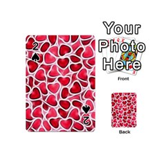 Candy Hearts Playing Cards 54 Designs (mini)