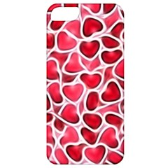 Candy Hearts Apple Iphone 5 Classic Hardshell Case