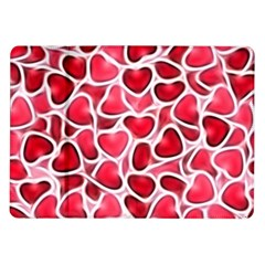Candy Hearts Samsung Galaxy Tab 10 1  P7500 Flip Case