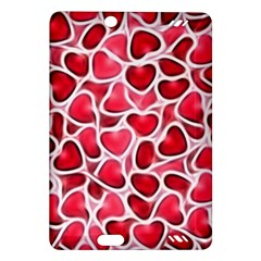 Candy Hearts Kindle Fire Hd (2013) Hardshell Case