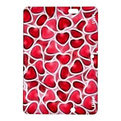 Candy Hearts Kindle Fire HDX 8.9  Hardshell Case