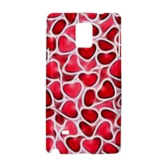 Candy Hearts Samsung Galaxy Note 4 Hardshell Case