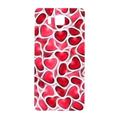 Candy Hearts Samsung Galaxy Alpha Hardshell Back Case