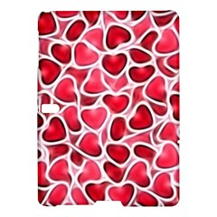 Candy Hearts Samsung Galaxy Tab S (10 5 ) Hardshell Case