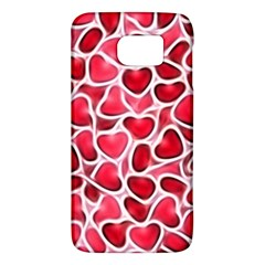 Candy Hearts Samsung Galaxy S6 Hardshell Case