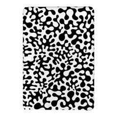 Black and White Blots Samsung Galaxy Tab Pro 12.2 Hardshell Case