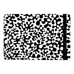 Black and White Blots Samsung Galaxy Tab Pro 10.1  Flip Case