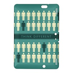 Think Different Kindle Fire HDX 8.9  Hardshell Case