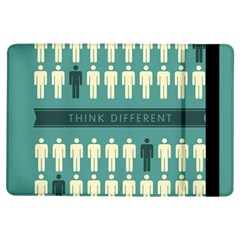 Think Different Apple iPad Air Flip Case
