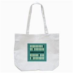 Think Different Tote Bag (White)