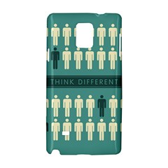 Think Different Samsung Galaxy Note 4 Hardshell Case