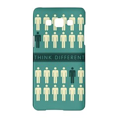 Think Different Samsung Galaxy A5 Hardshell Case