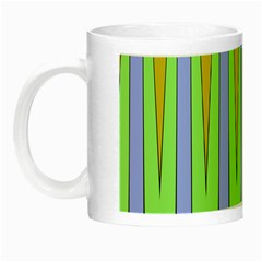 Spikes Night Luminous Mug