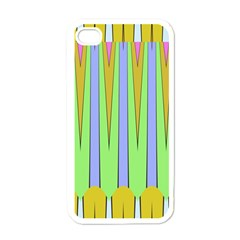 Spikes Apple Iphone 4 Case (white)