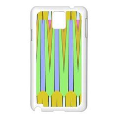 Spikes Samsung Galaxy Note 3 N9005 Case (white)