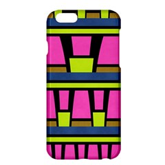 Trapeze and stripes	Apple iPhone 6 Plus Hardshell Case