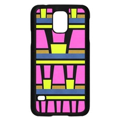 Trapeze and stripes	Samsung Galaxy S5 Case