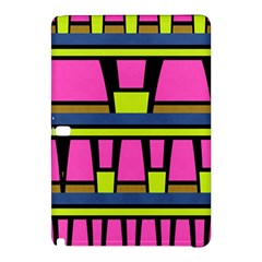 Trapeze and stripes	Samsung Galaxy Tab Pro 12.2 Hardshell Case
