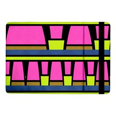 Trapeze And Stripes	samsung Galaxy Tab Pro 10 1  Flip Case