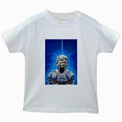Cowcow Kids T-shirt (White)