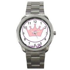 Princess Brenna2 Fw Sport Metal Watch