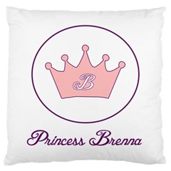 Princess Brenna2 Fw Large Cushion Case (two Sided)