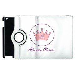 Princess Brenna2 Fw Apple Ipad 3/4 Flip 360 Case