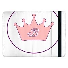 Princess Brenna2 Fw Samsung Galaxy Tab Pro 12 2  Flip Case