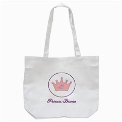 Princess Brenna2 Fw Tote Bag (white)