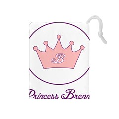 Princess Brenna2 Fw Drawstring Pouch (Medium)