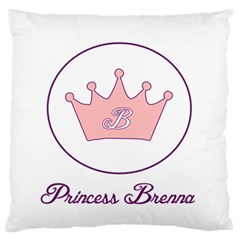 Princess Brenna2 Fw Standard Flano Cushion Case (One Side)