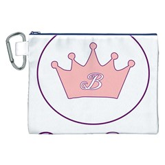 Princess Brenna2 Fw Canvas Cosmetic Bag (XXL)