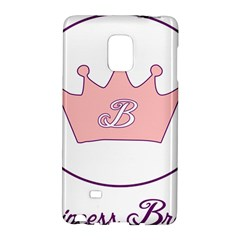 Princess Brenna2 Fw Samsung Galaxy Note Edge Hardshell Case