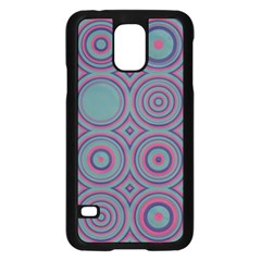 Concentric circles pattern	Samsung Galaxy S5 Case
