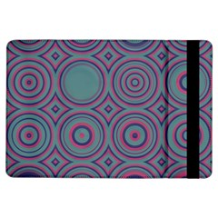 Concentric circles pattern	Apple iPad Air Flip Case