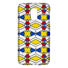 Colorful Rhombus Chainssamsung Galaxy S5 Mini Hardshell Case