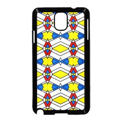 Colorful rhombus chains Samsung Galaxy Note 3 Neo Hardshell Case