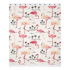 Flamingo Pattern Shower Curtain 60  X 72  (medium)