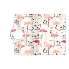 Flamingo Pattern Kindle Fire HD (2013) Flip 360 Case